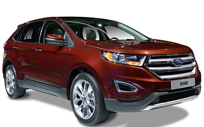 Ford Edge Sports Utility Vehicle Image Gallery