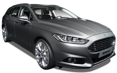 Ford Mondeo Estate Image Gallery