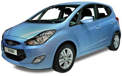 Hyundai Ix20 Mini Mpv Image Gallery