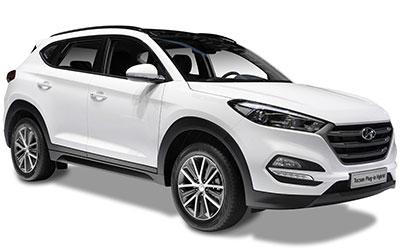 Beautiful Hyundai Tucson 2015 White