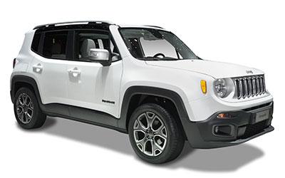 New Jeep Renegade Sports Utility Vehicle Ireland