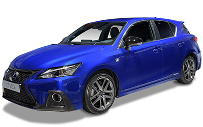 ba48417203b602 New Lexus CT Hatchback Ireland