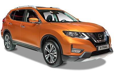 Nissan X Trail >> New Nissan X Trail Sports Utility Vehicle Ireland Prices Info