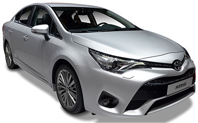 Toyota Avensis Saloon Image Gallery View Our New Car Galleries