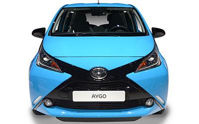 1c3dc93f468108 New Toyota Aygo Micro Car Ireland