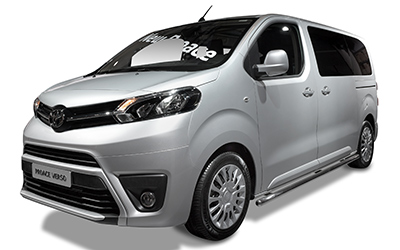new toyota proace verso 2 0d lwb vip auto images prices. Black Bedroom Furniture Sets. Home Design Ideas