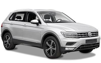New Volkswagen Tiguan Sports Utility Vehicle Ireland Prices Info