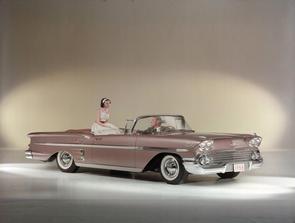 Performance of 1960 Impala?