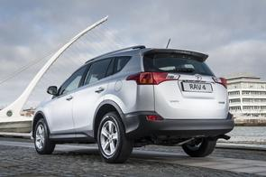 How much for a 141 RAV4?