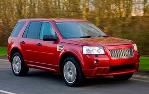 What's wrong with my Freelander?
