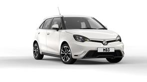 How much is a 2017 MG 3 worth?