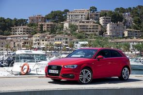 Timing belt interval for 2013 Audi A3?