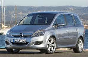 Is this too-high mileage for a Zafira?