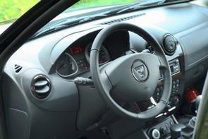 How to turn off Dacia warning light?