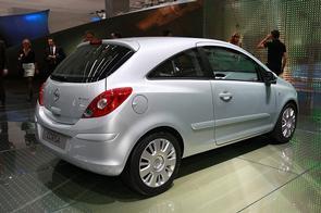 Value of a 2008 Opel Corsa?