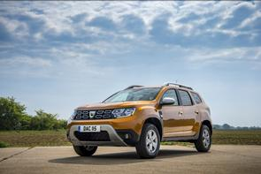 Will the Dacia Duster hold its value?
