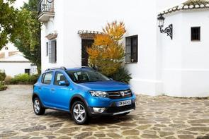 How much for 141 Dacia Sandero?