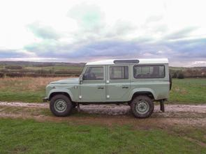 Looking at importing a Defender.