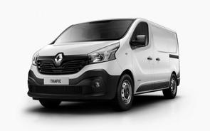 Private tax on a Renault Trafic?
