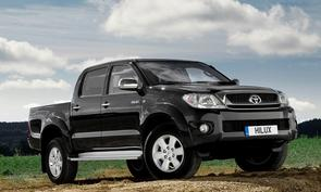 VRT and NOx for a 2010 Hilux?