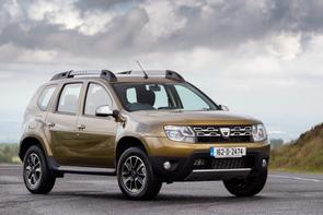 Where to find an automatic Dacia?