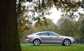 How efficient is the Audi A7?