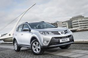 Does the glass differ in a RAV4?