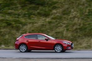 Motor tax on a Mazda3?