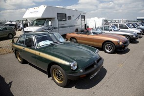 How much to bring an MGB to Australia?