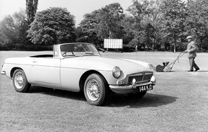 Was there an auto MGB?