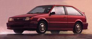 Value of 1989 Isuzu I-Mark RS?