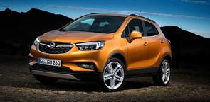 How does the Mokka's 4WD work?