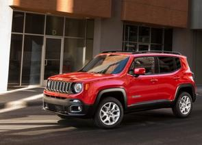 Belt or chain in a Jeep Renegade?