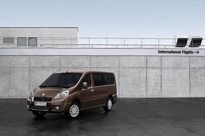 VRT on a 2014 Peugeot Expert Tepee?