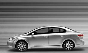 What's up with the tax on my Avensis?