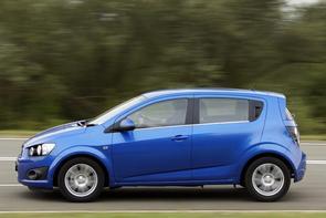 Motor tax on the Chevrolet Aveo?