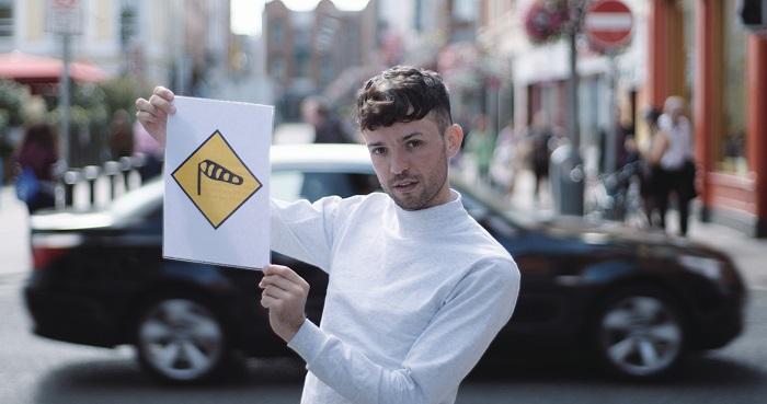 Irish snapchat star James Kavanagh