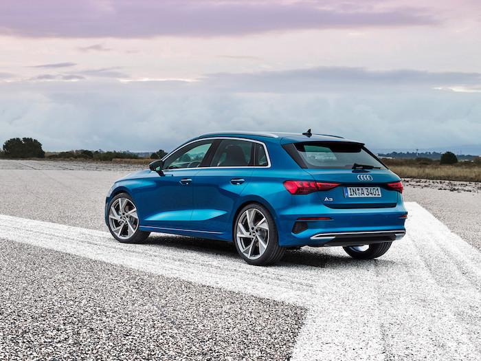 Audi A3 Sportback Ireland 2020