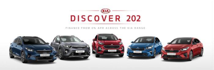 Kia Finance Offers 2020