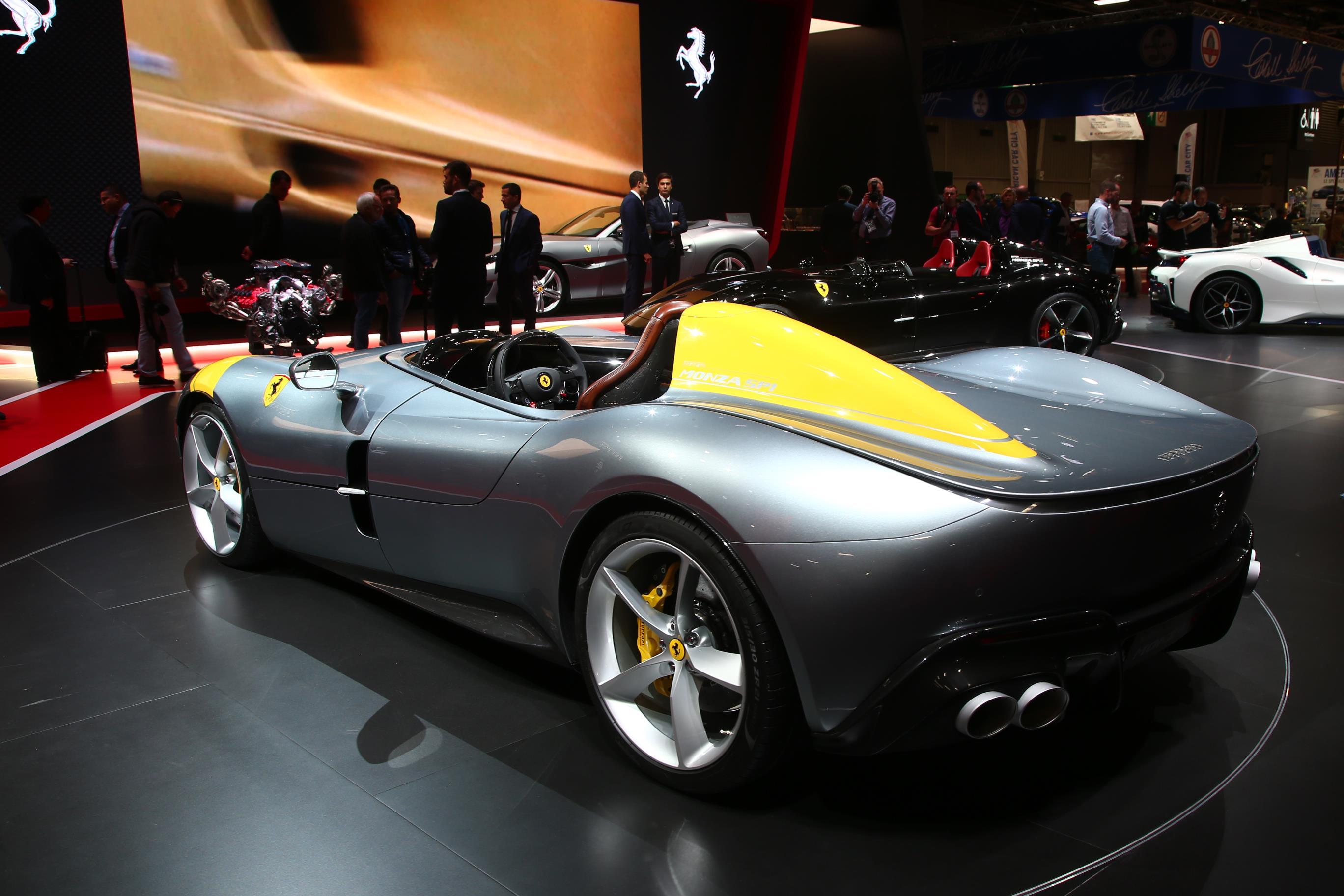 New Ferrari Monza