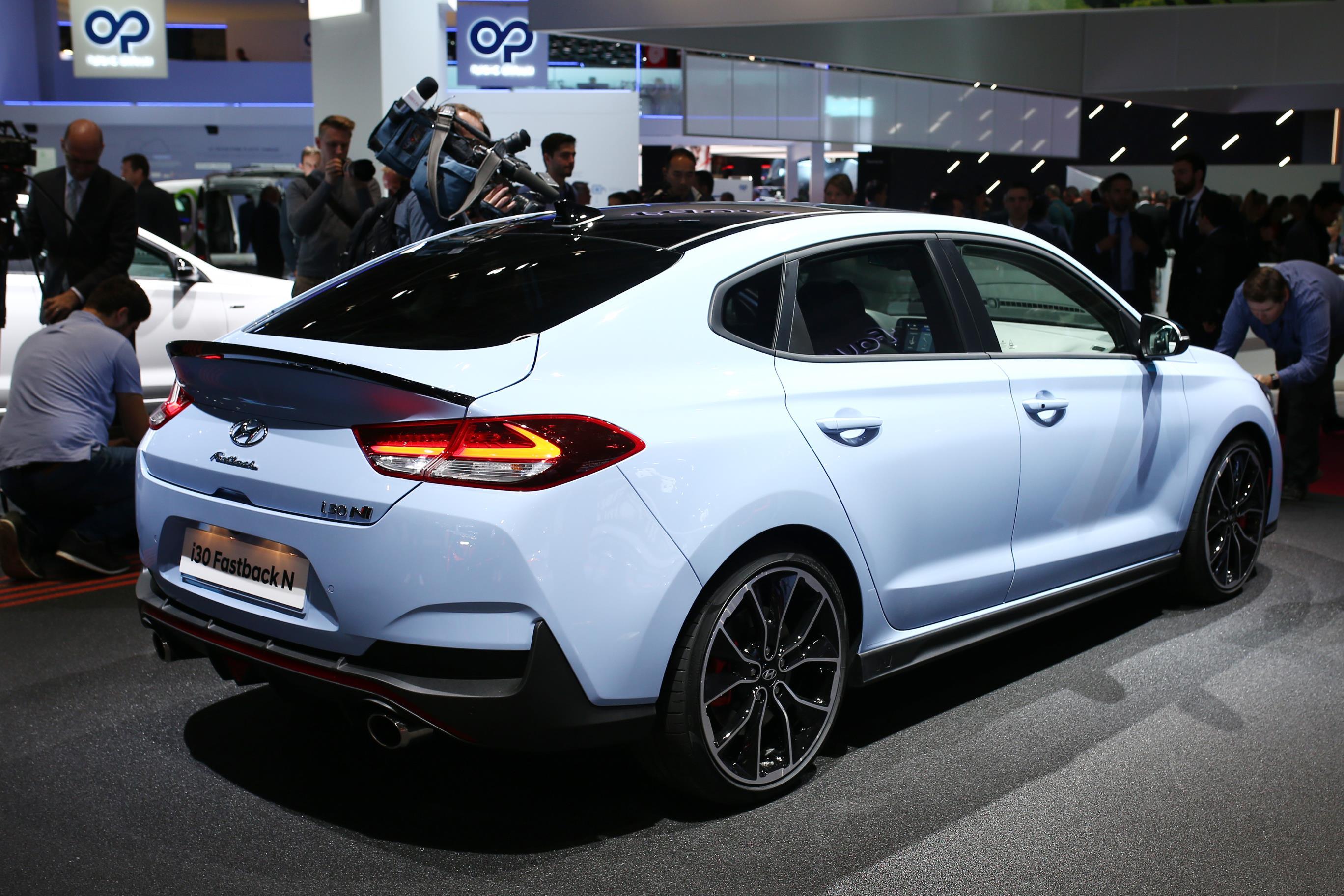 Hyundai Fastback i30N