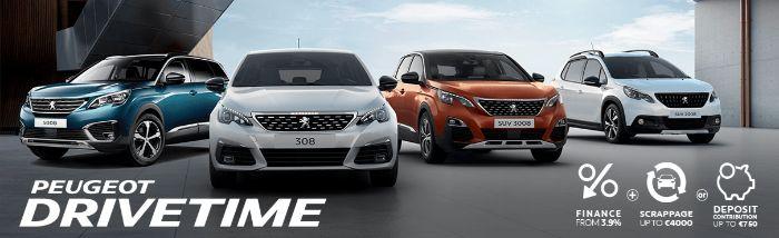 Peugeot Offers Ireland