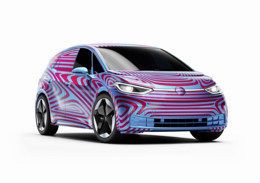Volkswagen Electric ID 3