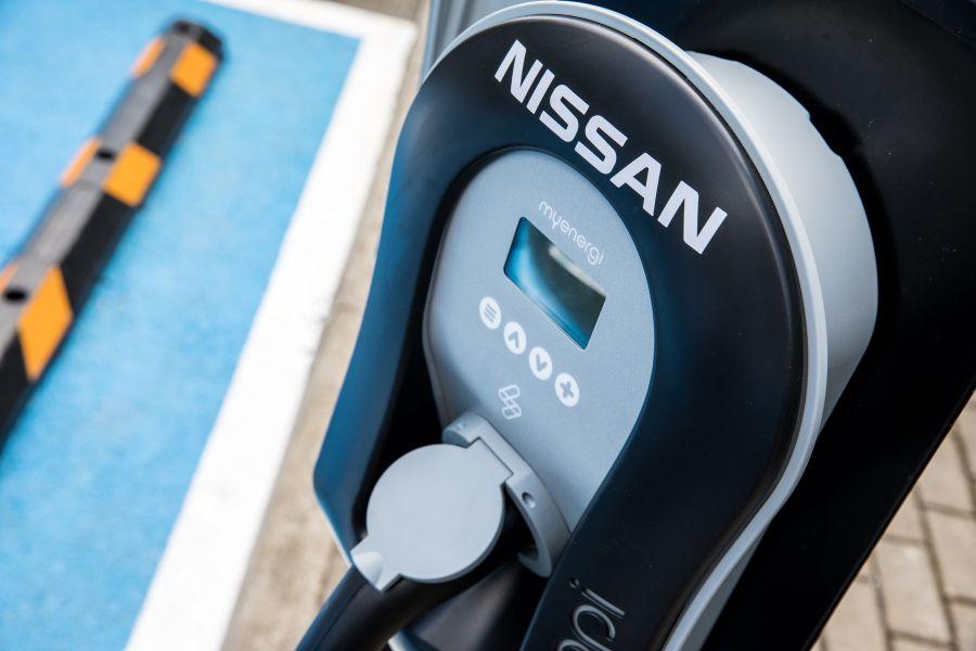 Nissan Leaf Charger Ireland