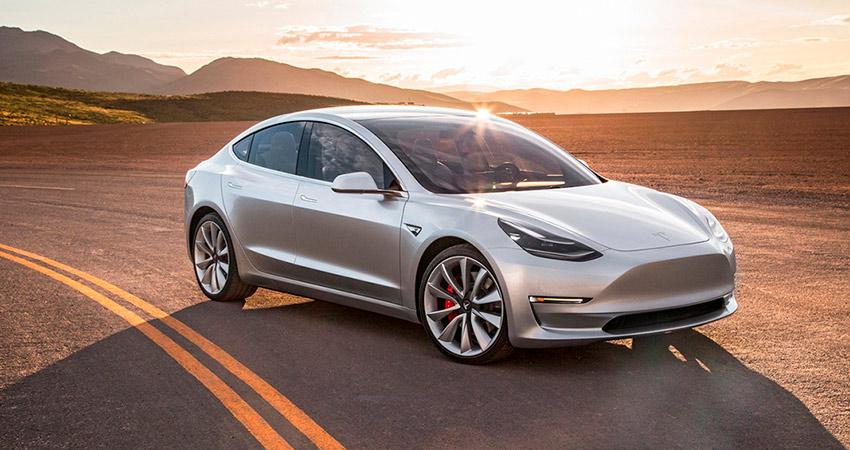 Tesla Model 3 Ireland