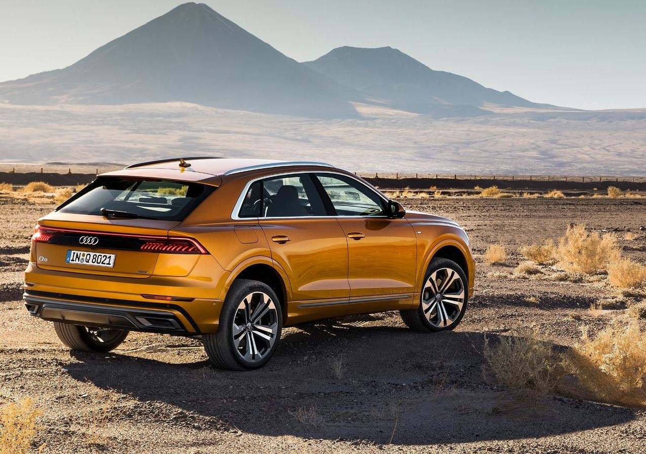 The All-New Audi Q8 Luxury SUV | Carzone News