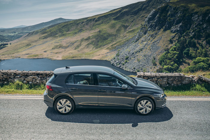 New Volkswagen Golf Ireland Luggala
