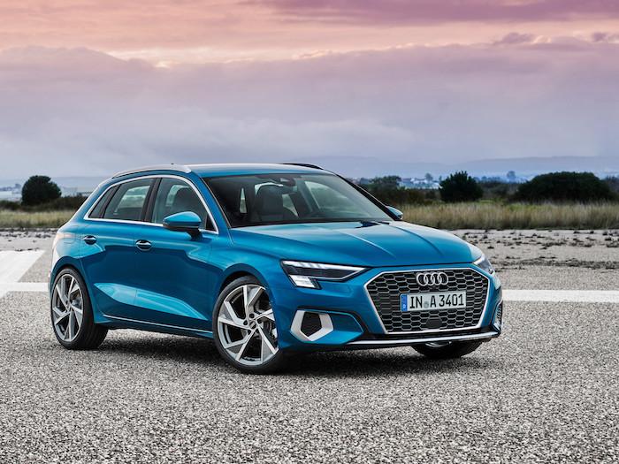 New Audi A3 fourth generation