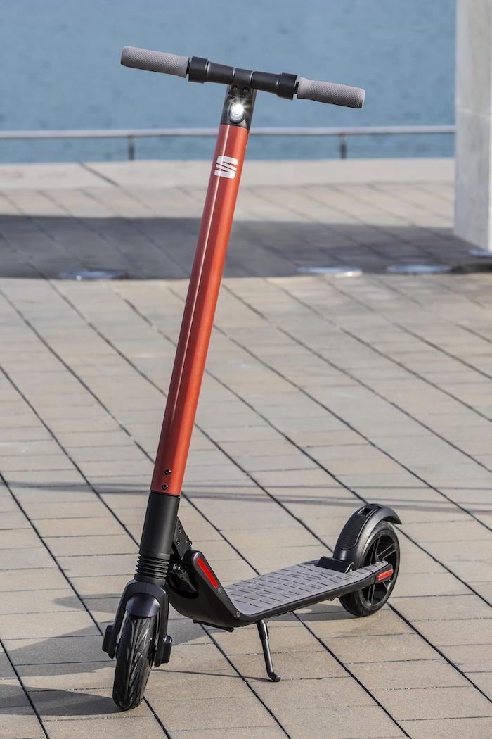 SEAT eXS KickScooter electric scooter