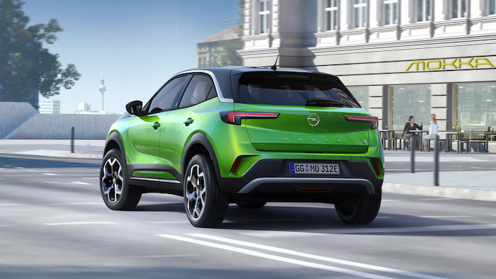 2021 Opel Mokka Electric Ireland